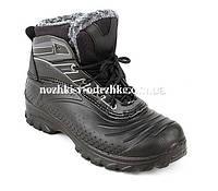 Зимние мужские теплые ботинки с мехом дутики сноубутсы 40-45