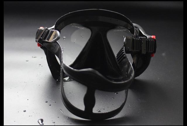 Маска VERUS Go-pro с креплением для видеокамеры