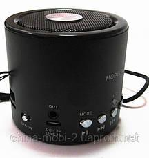 Портативная колонка WS-Q9 Mini bluetooth speaker MP3 FM, фото 3