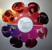 Крем-краска Princess ESSEX Lumen (Цветное мелирование)  профес.60 мл.вся палитра