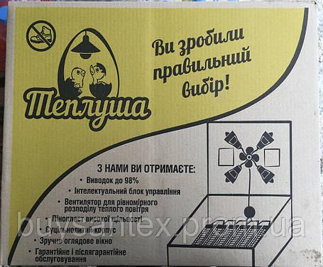 """Автоматичний інкубатор """"Теплуша"""" 63-Базова, фото 2"""