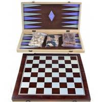 Шахматы, шашки, нарды C001-1