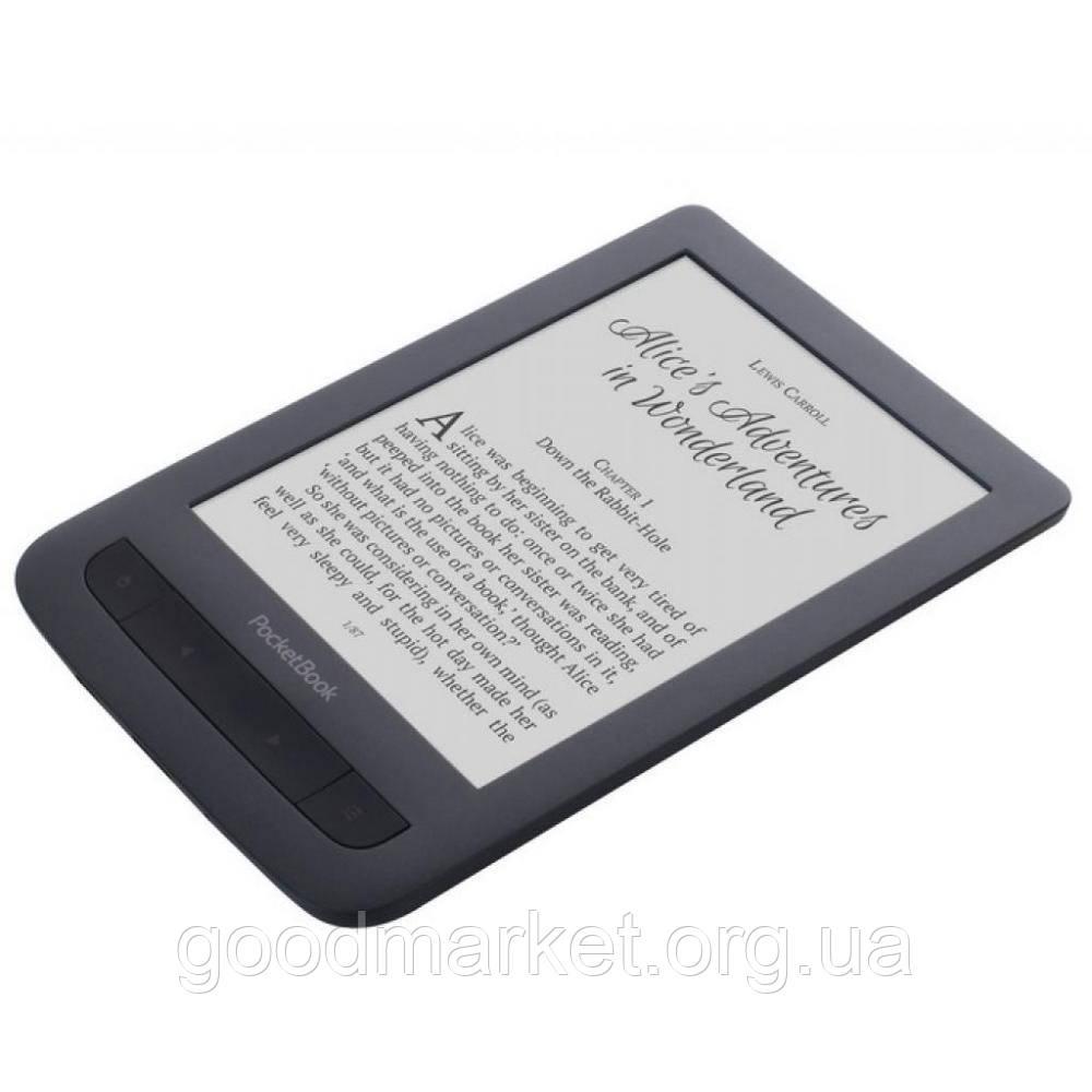 Электронная книга Pocketbook Basic Touch 2 Black (PB625-E-CIS)