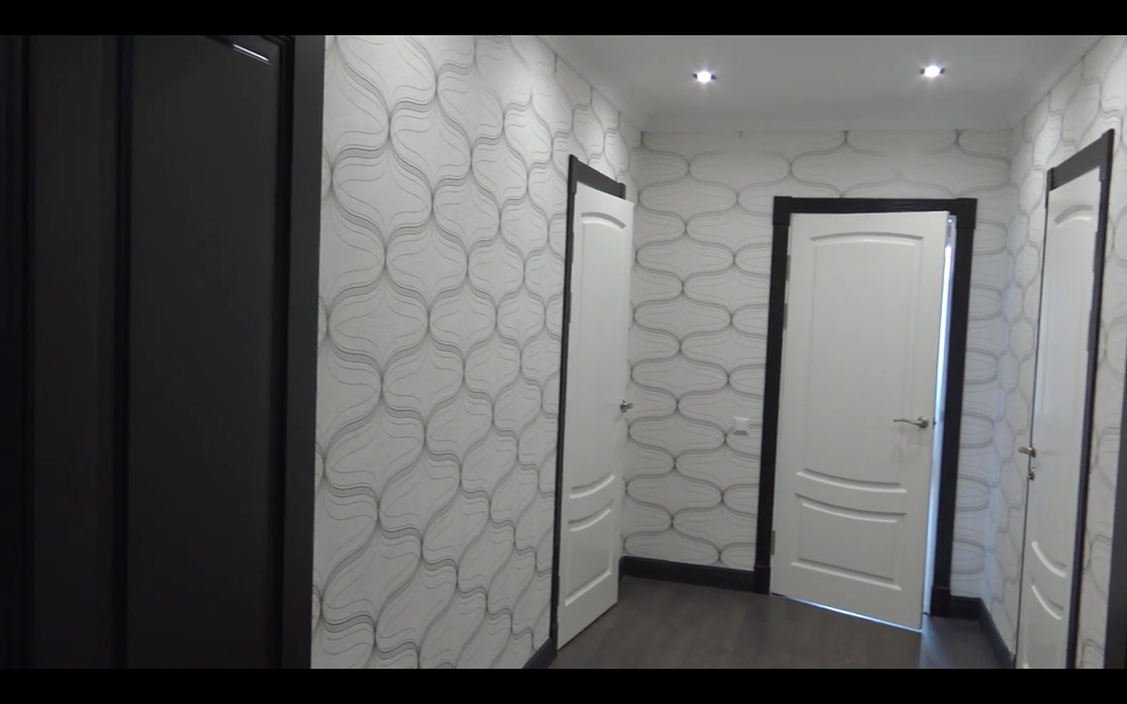 Интерьер квартиры в стиле арт-деко