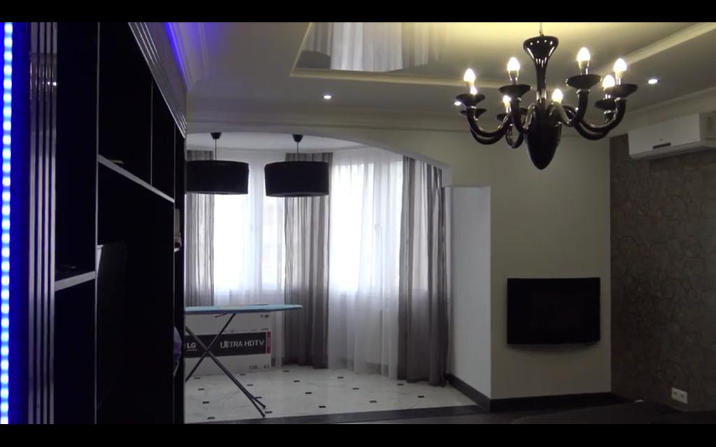 Интерьер квартиры в стиле арт-деко 1