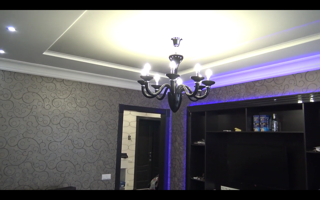 Интерьер квартиры в стиле арт-деко 2
