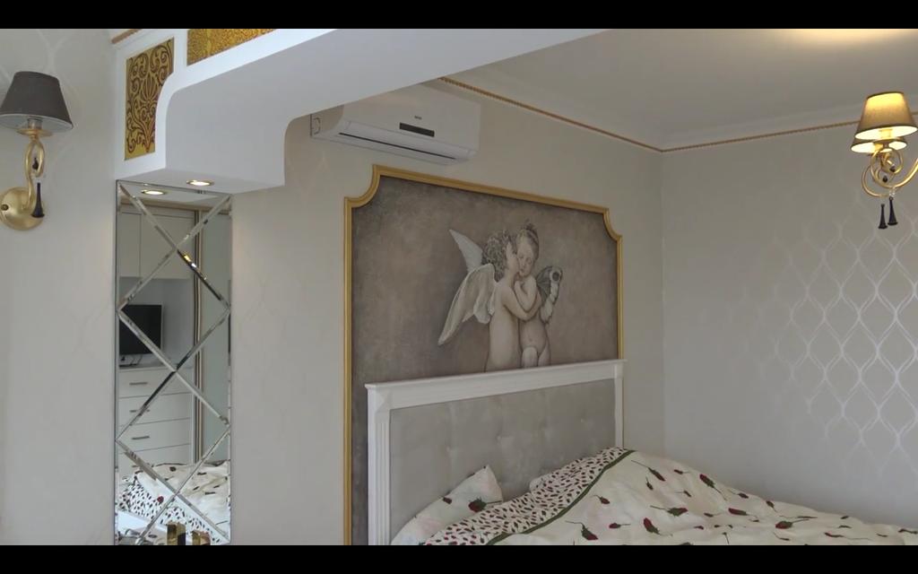 Интерьер квартиры в стиле арт-деко 8