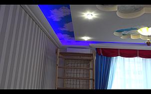 Интерьер квартиры в стиле арт-деко 10