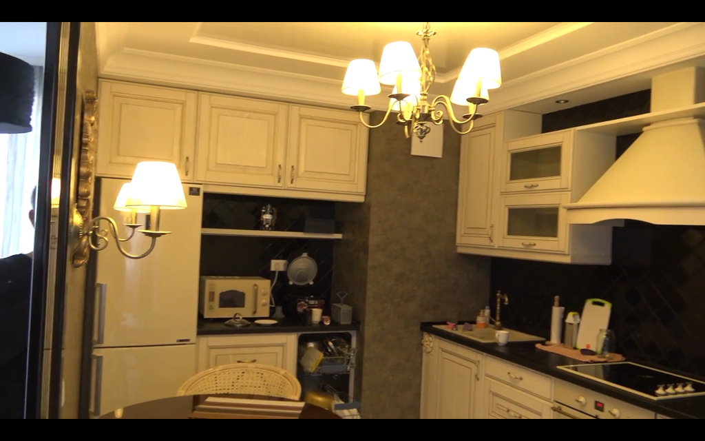 Интерьер квартиры в стиле арт-деко 12