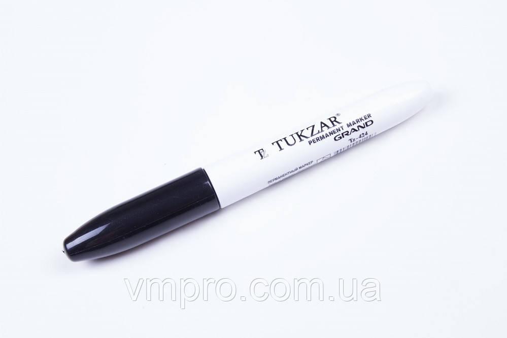 Маркер перманентный SULTANI-TUKZAR №424,большой черные