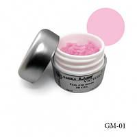 3D-гель для лепки розовый Lady Victory GM-01
