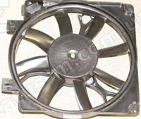 Электровентилятор охл. радиатора ВАЗ 1118 в сб. с диффузором (пр-во АвтоВАЗ)
