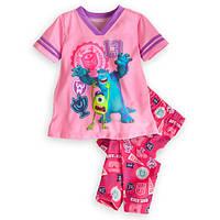"""Пижама """"Университет монстров"""" Disney(США) девочке 2 года, фото 1"""