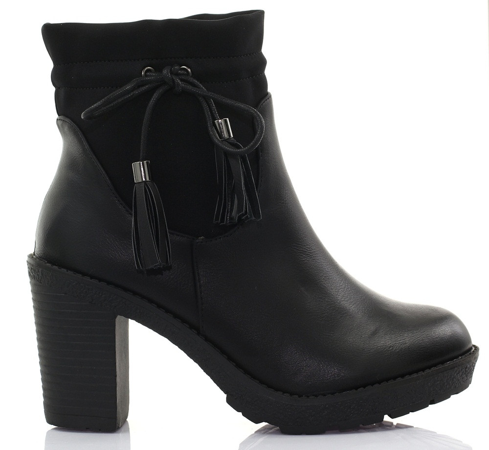 Женские ботинки Moby