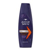 Шампунь для мужчин Aussie men Daily Clean 400 мл