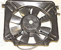 Электровентилятор охл. радиатора ВАЗ 2108,2115 в сб. с диффузором (8 лопаст.) (пр-во АвтоВАЗ)