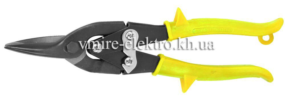 Ножницы по металлу прямые 250 мм Grad