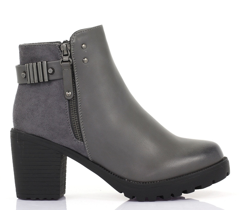 Женские ботинки Mozart grey