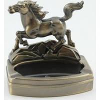 Пепельница с зажигалкой 0616 Лошадь