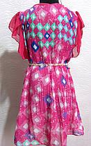Летние платье ромбы, фото 2