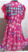 Летние платье ромбы, фото 3