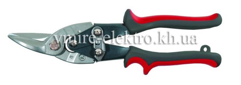 Ножницы по металлу левые 250 мм Crv Sigma