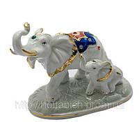 Фигурка Слоны пара код 25334