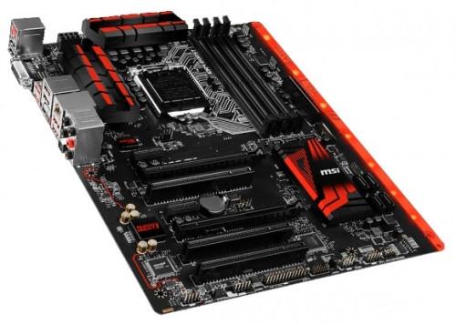"Материнская плата MSI H170A Gaming PRO DDR4 H170 Socket 1151 ""Over-Stock"" Б/У"