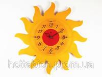 Часы настенные детские Солнышко