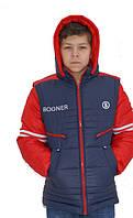Детские, подростковые демисезонные куртки для мальчиков