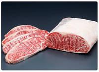 Мраморное мясо Мелтик. Стриплоин из тонкого края