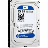 Жесткий диск Western Digital Blue 500GB 5400rpm 16MB