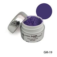 3D-гель для лепки фиолетовый Lady Victory GM-19