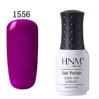 Гель лак HNM 8 мл 1556 насыщенный фиолетовый, фото 1