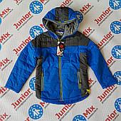 Куртка весенняя для мальчика HIKIS
