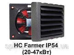 Водяной тепловентилятор Reventon FARMER HCF IP54, Польша