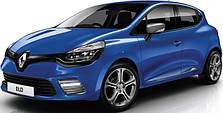 Фаркопы на Renault Clio (c 2012--)