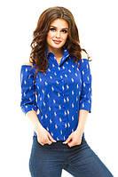 Рубашка женская повседневная (К11774)