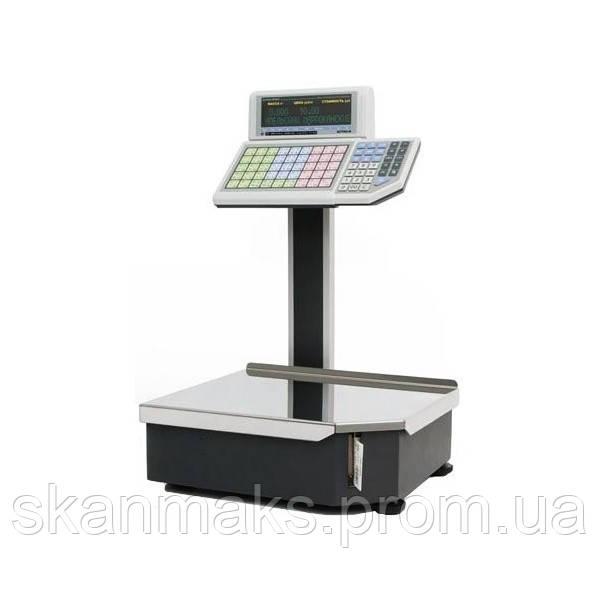 Весы с печатью этикетки Штрих-Принт 4.5