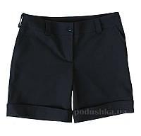Шорты для девочки Промiнь ВД-1300 черные 170
