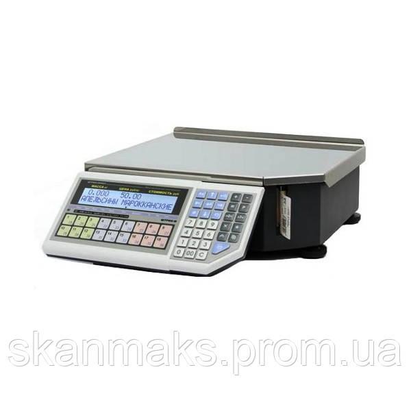 Весы с печатью этикетки Штрих-Принт Ф1 4.5 (2 Mb)