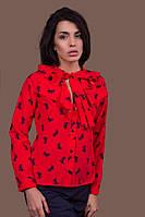 Нарядная женская блуза (К12141)