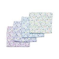 Пеленка Кулир 90*100 см Цвет голубой, розовый, уни Бетис