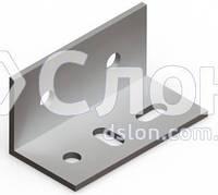 Кронштейн алюминиевый КА1(20*40*20*1,5) (для крепления кассет АКП)