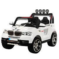 Высокий детский электромобиль BMW