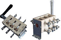Рубильник перекидной ВР32-37 В71250 400 А