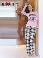 Пижама женская розовая Miorre