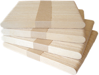 Палочки для мороженого деревянные 114мм*10мм*2 мм 10000 шт