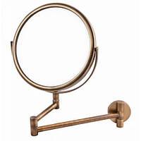 Косметическое зеркало Alis Versace V034, бронза