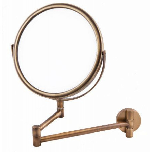 alis Косметическое зеркало Alis Versace V034, бронза